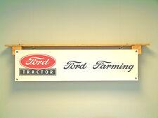 FORD AGRICOLTURA TRATTORE BANNER PVC firmare per Workshop Garage Capanno del motore 2N 8N 9N