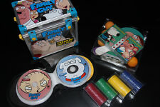 Family Guy  Freakin  Party Pack  The Complete season 1 to 5 DVD +TOYS