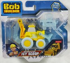 Fisher-Price Bob The Builder Icy Scoop Die Cast Vehicle