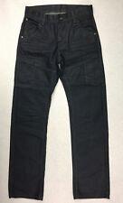TAROCASH Men's Jeans size 30 Navy Blue Denim Straight Good Condition