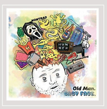 Hunter Roberts-Old Man. Baby Face. (CD-RP) (US IMPORT) CD NEW