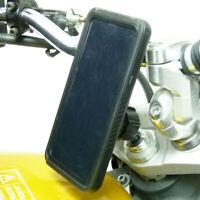 15-17mm Fourche Joug Support & Tigra Fitclic Neo Étanche Étui Pour Iphone 7