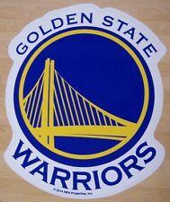 Window Bumper Sticker NBA Basketball Golden State Warriors NEW