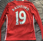 manchester united rashford shirt
