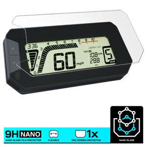 HONDA CRF300L / RALLY (2021-) NANO GLASS Protector de pantalla