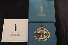 The White House Christmas 1994 Historical Association Ornament