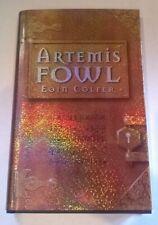 Eoin Colfer. ARTEMIS FOWL. UK First Edition 1st Print Hardback  VIKING 2001 Book