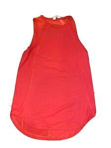 Lululemon tank top Red Size 2