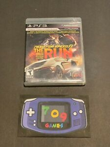 Need for Speed: The Run (Sony PlayStation 3, 2011) PS3