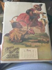 Chicago Tailoring Co. 1993 Calendar