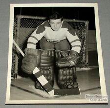 QSHL 1954-55 Quebec Aces Dave Gatherum Photo