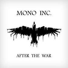 "MONO INC. ""AFTER THE WAR"" CD NEUWARE"