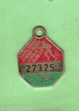 SOUTH SYDNEY JUNIOR  RUGBY LEAGUE  CLUB MEMBER BADGE 1984 #27325