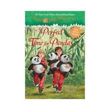 A Perfect Time for Pandas by Mary Pope Osborne, Sal Murdocca (illustrator)
