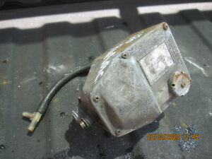 1968 - 1972 Pontiac GTO Judge Grand Prix Cruise Control Transducer Unit LeMans