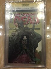 The Walking Dead 92 1st Appearance Of Paul Jesus Monroe Cgc 9.6 Signed Adlard