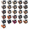 "ARITAUM Eye Shadow Mono Eyes ""Pressed Satin Pearl"" Line, 30 Colors Free gifts"