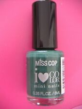 NEUF: VERNIS A ONGLES MISS COP