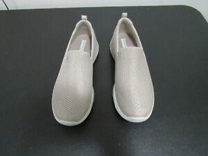 Women's Skechers Casual Slip On Comfort GOGA Max Shoes Size 8.5 Tuape