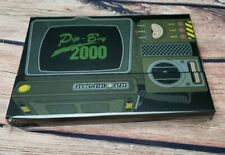 Fallout 76 Bethesda Notebook/Journal Pip-Boy Model 2000 Mk VI GameStop EXCLUSIVE