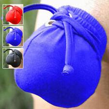 Nuevo Hombre Ropa Interior Cubierta Bulge Bolsa Suave Mini Corbata Up Polla