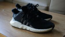 Adidas EQT Support 93/17 Core Black Shoes Men's 9.5 (Used Condition!)