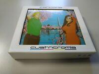 0620- BOX 4CDS FANGORIA CUATRICROMIA CDS NUEVOS !! LIQUIDACIÓN
