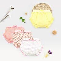 Toddler Baby Girl Underwear Newborn Soft Cotton Panties Kids Briefs Underwear