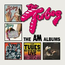 THE TUBES The A&M Albums 5CD Set NEW 2017