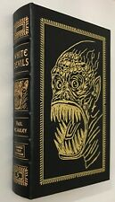EASTON PRESS Paul McAuley: WHITE DEVILS Signed First Edition SCIENCE FICTION