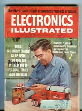 Electronics Illustrated Magazine May 1964 CB Dip Meter GD w/ML 091416jhe