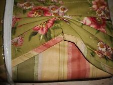 WAVERLY PETTICOAT VALANCE HIGH QUALITY 77X14 NEW WITH TAGS