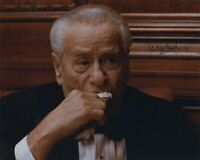 ELI WALLACH SIGNED AUTOGRAPHED COLOR THE GODFATHER III PHOTO