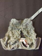 Victoria's Secret Dream Angels Non Double Size 32DD Green Bra New