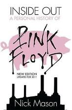Inside Out: A Personal History of Pink Floyd, Nick Mason Paperback Book