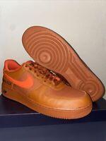 Size 15 Mens Nike Air Force 1 Low GORE-TEX Desert Team Orange CK2630-800