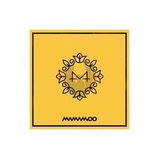K-pop CD Mamamoo 'Yellow Flower'
