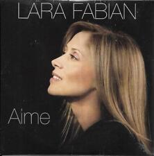 CD CARTONNE CARDSLEEVE 2T LARA FABIAN AIME DE 2006 NEUF SCELLE