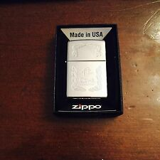 Zippo Lighter A Cigar Aficionado High Polished