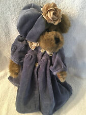 Boyds Bears Ursula Berriman, QVC Exclusive from 1998.....HTF!
