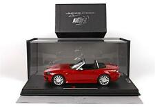BBR Fiat 124 Spider Red Spider Annivers 1:18 BBRC1815A 1/18 1:18 LE124 PCS