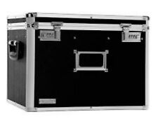 X-Large Vaultz Locking File Chest Storage Box, Black (16-1/2 x 13-1/2) x 12-1/2