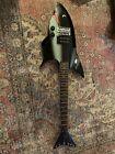 jay turser electric guitar shark shape rare for sale