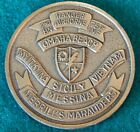Vtg 80's 90's US Army 2nd Battalion 75th Rangers 2/75 Bronze 39mm Challenge Coin