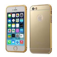 Étuis, housses et coques dorés en métal pour téléphone mobile et assistant personnel (PDA) Apple