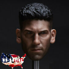 1/6 Punisher Head Sculpt Jon Bernthal For Hot Toys TBLeague Figure ❶IN STOCK❶