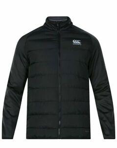 Canterbury Men's Thermoreg Hybrid Jacket SIZE XL NEW FREE UK POSTAGE