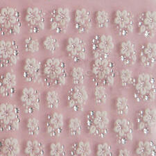 Hot 3D DIY  Nail Art Transfer Decals Stickers Flower Beauty Manicure Design Tool