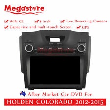 "8"" Car DVD GPS Navi Head Unit Stereo For HOLDEN COLORADO 2012-2015"