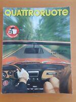 AA.VV 1968 QUATTRORUOTE N 150